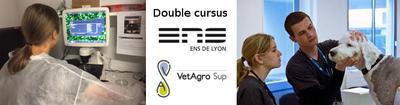 double cursus ENS de Lyon Vetagrosup