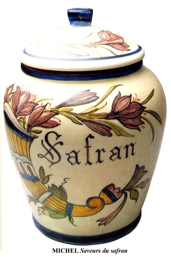 Urne-safran