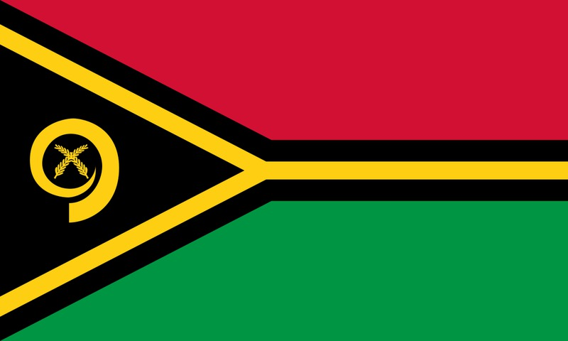 Drapeau du Vanuatu